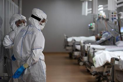 Число умерших россиян с коронавирусом превысило 5,5 тысячи