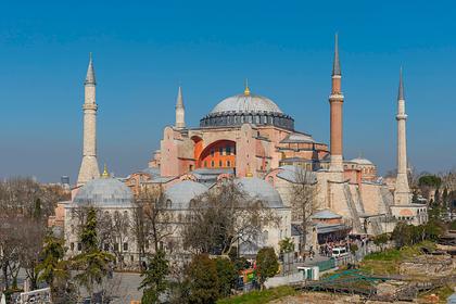 Эрдоган приготовился превратить собор Святой Софии в мечеть