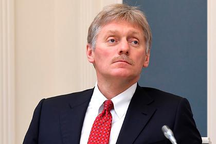 Песков объяснил негодование Путина на совещании по ЧП в Норильске