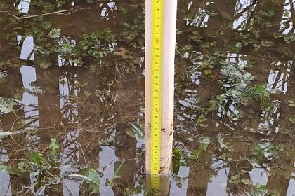 Разрушивший железнодорожный мост под Мурманском паводок начал ослабевать