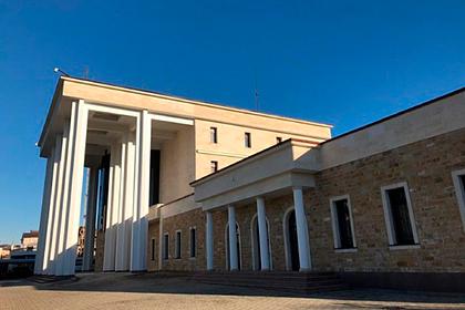 К посольству России в Абхазии приехали силовики после звонка о бомбе