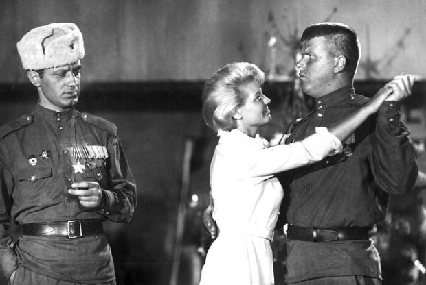 """«Женя, Женечка и """"катюша""""», 1967, режиссер Владимир Мотыль"""