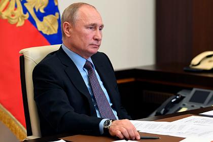 Путин объявил тотальную проверку нефтехранилищ после ЧП в Норильске