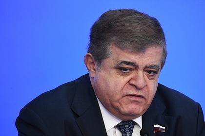В России рассказали об ответе на высылку дипломатов из Чехии