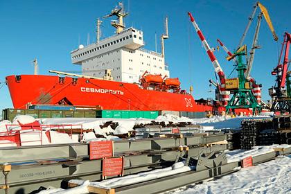 Архангельская область приготовилась доставлять рыбу в центр России по Севморпути