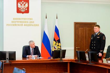 Раскрыты задачи для нового главного следователя российской полиции