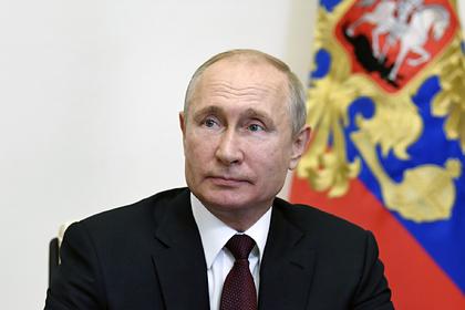 Путин оценил идею высадить 27 миллионов деревьев в память о погибших в войне