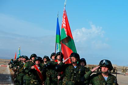 Белоруссия опровергла планы провести военные учения с НАТО