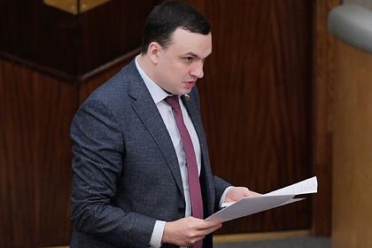 Депутат Госдумы заразился коронаирусом