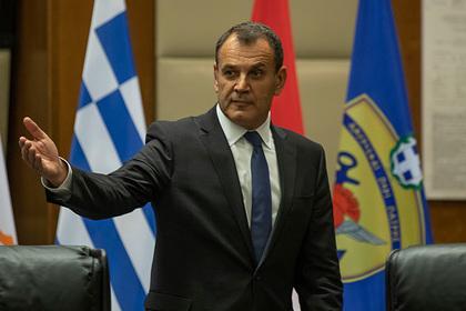 Греция подготовилась к войне с Турцией