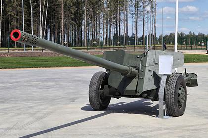 На тушение нефтяной скважины в России отправили противотанковую пушку