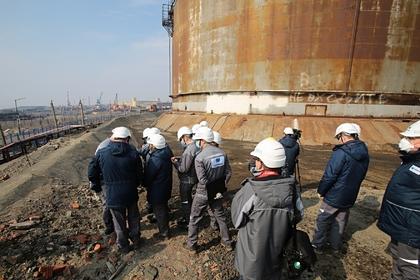 Ростехнадзор назвал причину разлива топлива в Норильске