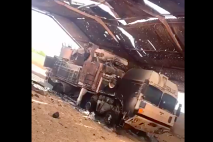 Уничтоженный Турцией «Панцирь-С1» попал на видео