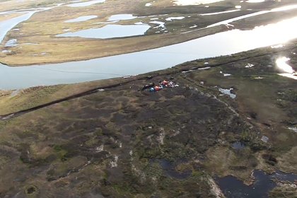 Названо условие расчета ущерба за разлив топлива в Норильске