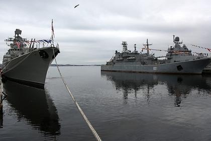 Северный флот станет пятым российским военным округом