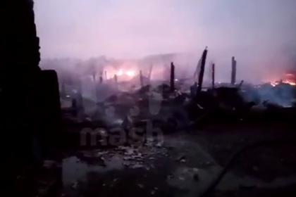 Названа причина унесшего жизни четырех детей пожара в российском регионе