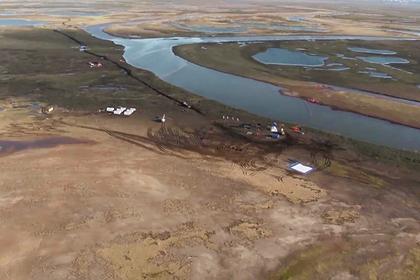 Водоемы в Норильске оказались в двести раз грязнее нормы после ЧП