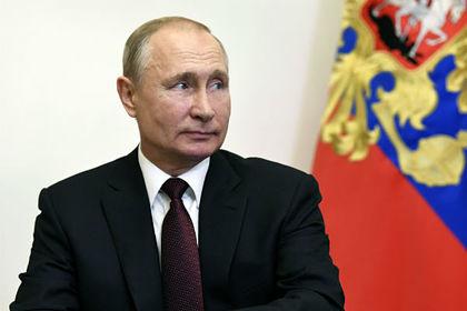 Путин поручил разработать курсы по генетике для школьников