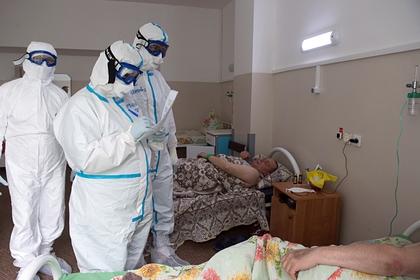 Число умерших россиян с коронавирусом превысило 5,7 тысячи
