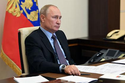Путин поручил геномным центрам разрабатывать вакцину от коронавируса