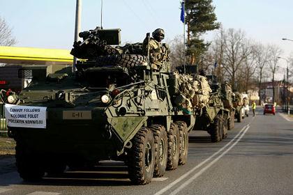 Польша попросила США ввести туда войска как можно скорее