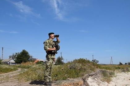 Украинские пограничники поймали приплывших на лодке жителей ЛНР