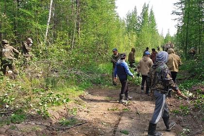 Российский мальчик заблудился в лесу и вышел к людям через три дня