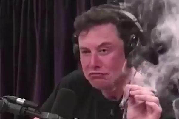 Маск назвал бессмысленным уголовные сроки за торговлю марихуаной в США