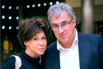 Ведущий НТВ опубликовал фото с похорон жены