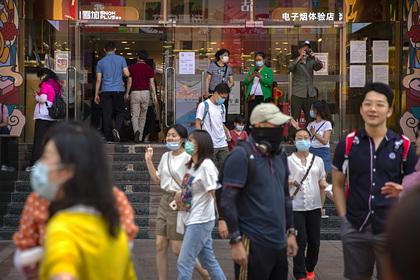 Угроза коронавируса в Китае опустилась до минимального уровня