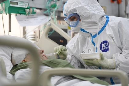 В Москве умерли 55 пациентов с коронавирусом