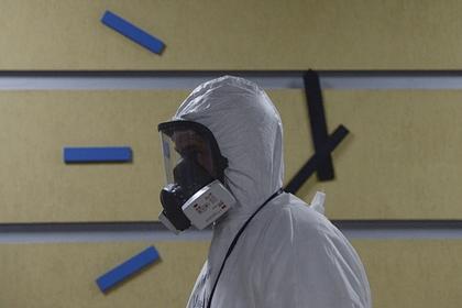 Число умерших россиян с коронавирусом превысило 5,8 тысячи