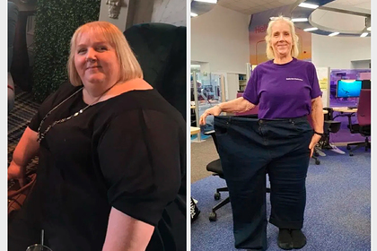 Женщина сбросила 102 килограмма и поделилась секретом похудения