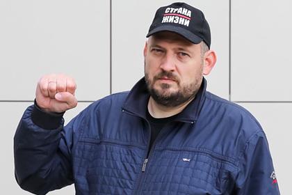 Пытавшемуся стать президентом белорусскому блогеру предъявили обвинение