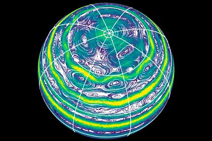 Объяснено загадочное явление на Сатурне