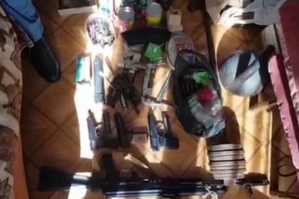 Россиянин организовал нелегальную оружейную мастерскую и попался ФСБ