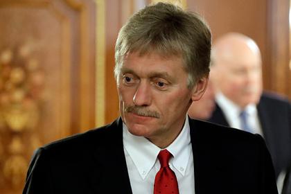 Кремль ответил на слова Лукашенко о борьбе за власть за счет олигархов из России