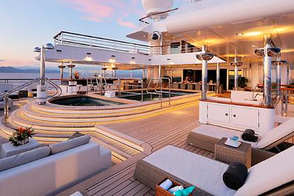Показано убранство роскошной яхты создателя Microsoft за 300 миллионов евро