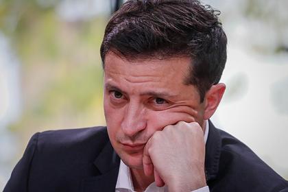 Зеленский рассказал о добивавшемся с ним встречи Порошенко