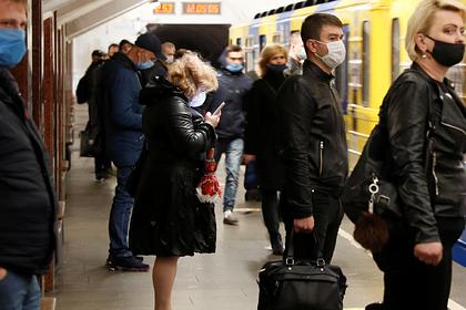 Украина побила рекорд по числу заразившихся коронавирусом