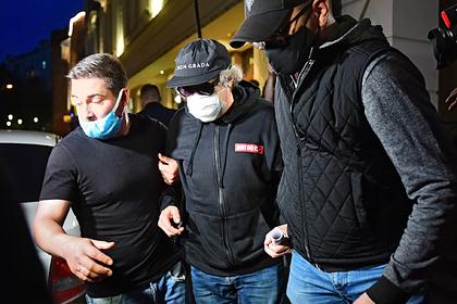Ефремова допросят по делу о сбыте наркотиков