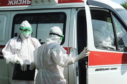 В России выявили 8987 новых случаев заражения коронавирусом