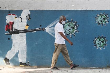 Бразилия вышла на второе место по числу жертв коронавируса