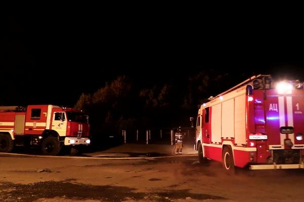 В российском городе после взрыва в хранилище газа ввели режим ЧС