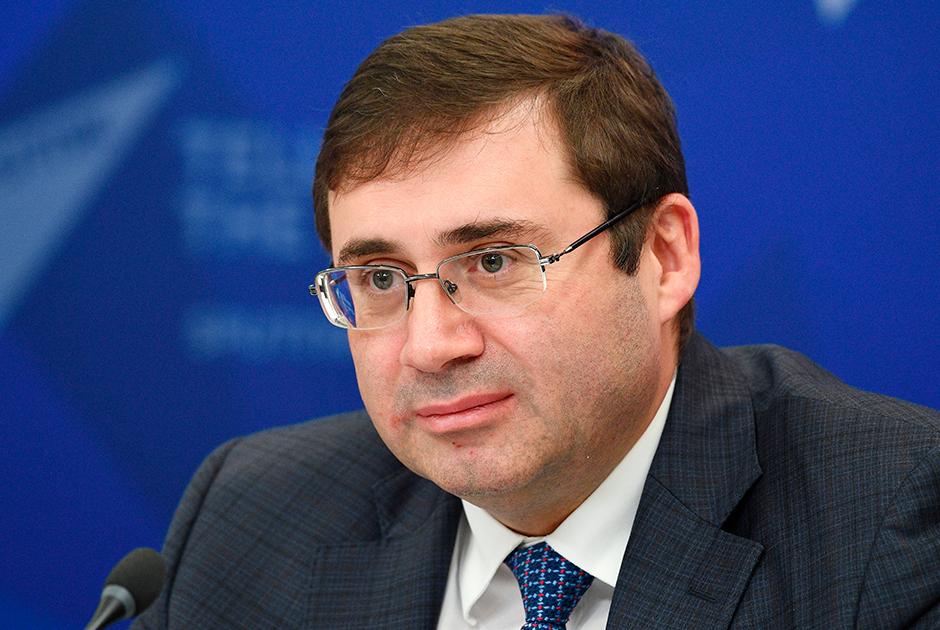 Замглавы Центробанка Сергей Швецов
