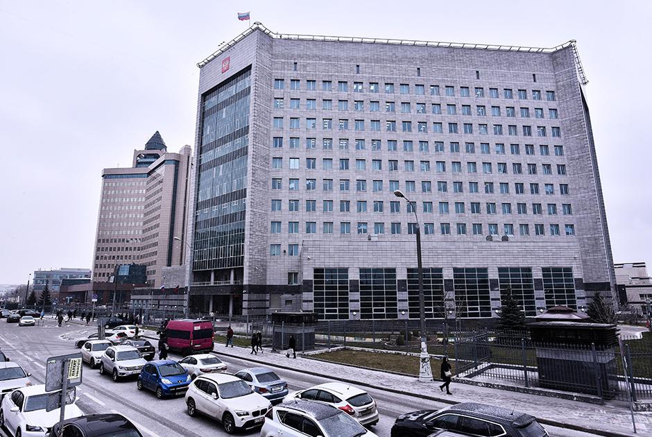 Арбитражный суд Москвы, где будет рассматриваться иск пострадавших трейдеров