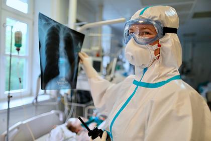 В России зафиксировали 8246 новых случаев заражения коронавирусом