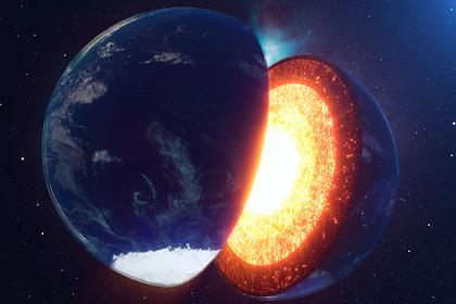 Под поверхностью Земли нашли гигантские загадочные структуры