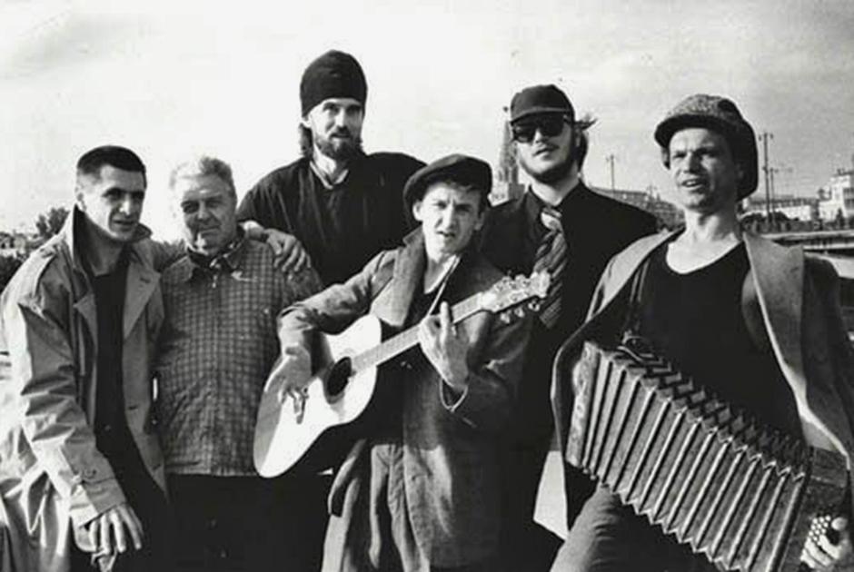 Группа «Лесоповал»