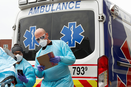 В США предрекли более 200 тысяч смертей от коронавируса